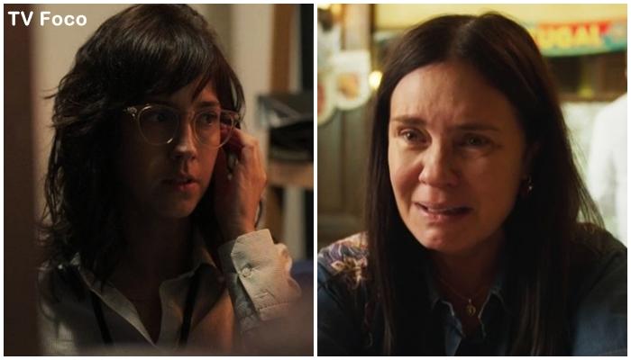 Thelma fica em estado péssimo e Amanda é obrigada a fugir após ameaça de morte em Amor de Mãe