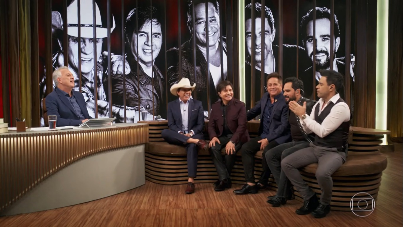 Leonardo, Zezé Di Camargo e Luciano, e Chitãozinho e Xororó