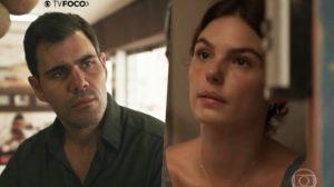 Magno ficará em maus lençóis com Betina na novela Amor de Mãe