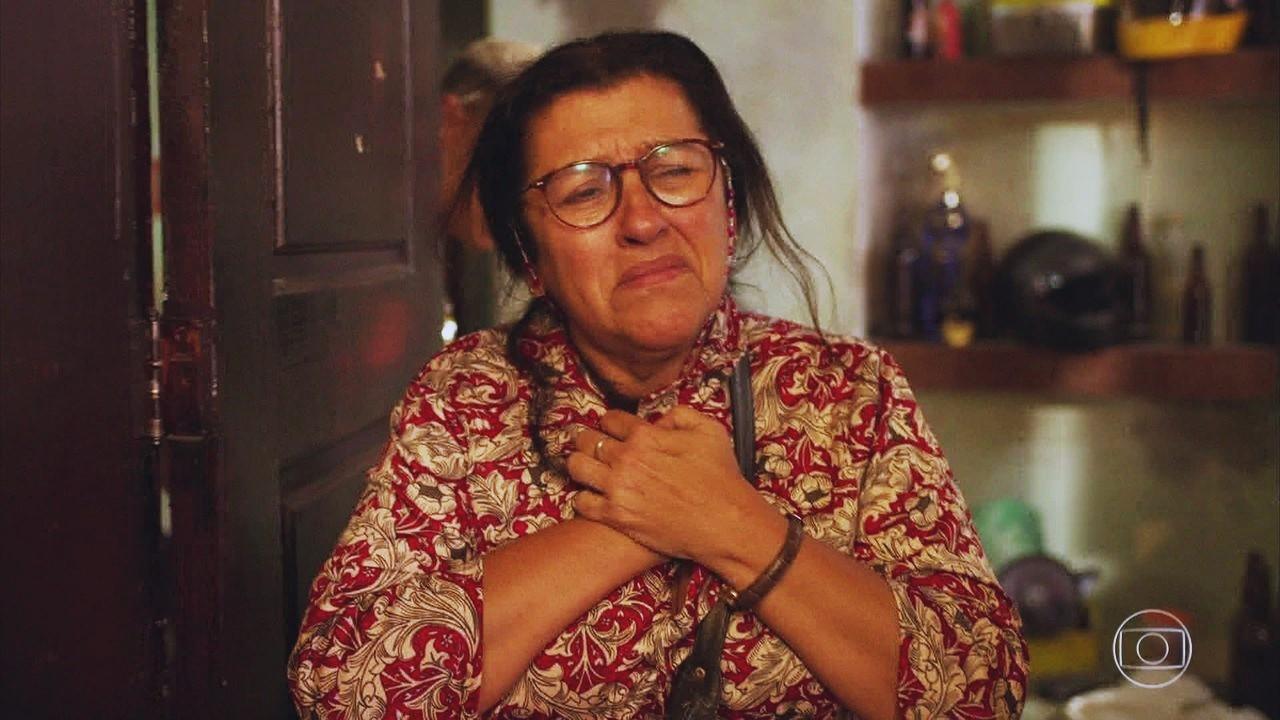 Amor de Mãe dará ainda mais destaque para Lurdes que terá encontro emocionante
