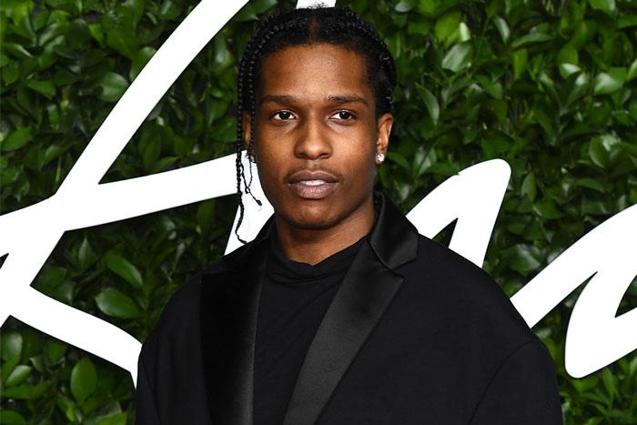 """O rapper A$AP Rocky, foi criticado após sex tape """"desanimada"""" viralizar na web (Foto: Reprodução)"""