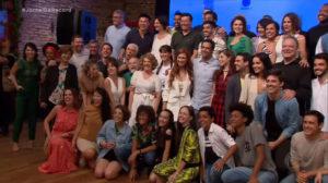 O elenco da novela Amor Sem Igual cheio de ator e atriz da Record (Foto: Reprodução)