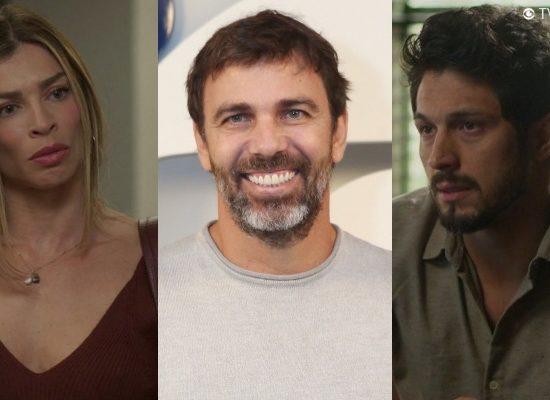 Elias, Paloma e Marcos serão novo triângulo de Bom Sucesso