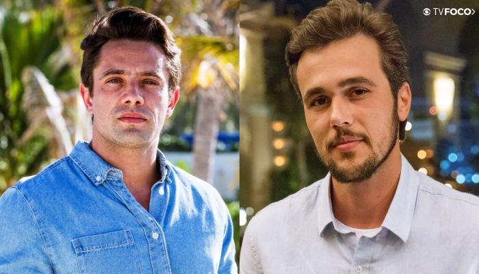 Bruno Ferrari e Rafael Cardoso estão no elenco de Salve-se Quem Puder