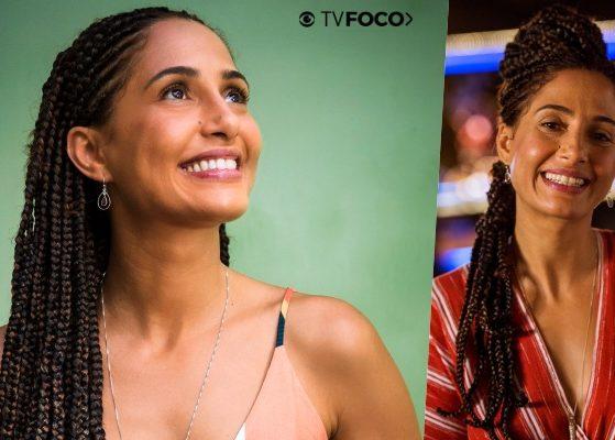 Camila Pitanga é Vera no especial de Natal da Globo Juntos a Magia Acontece