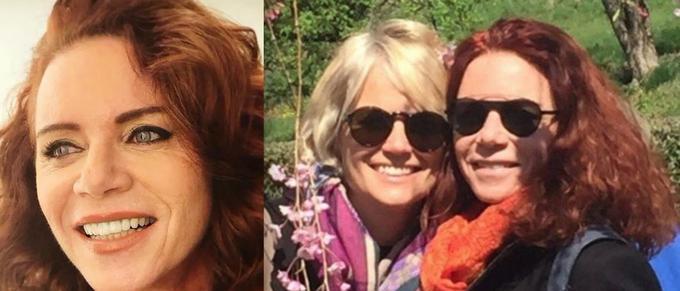 Leilane Neubarth, jornalista da GloboNews ficou casada em um relacionamento gay pro 31 anos