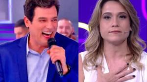 Celso Portiolli cita o programa apresentado Fernanda Gentil (Foto: Reprodução)