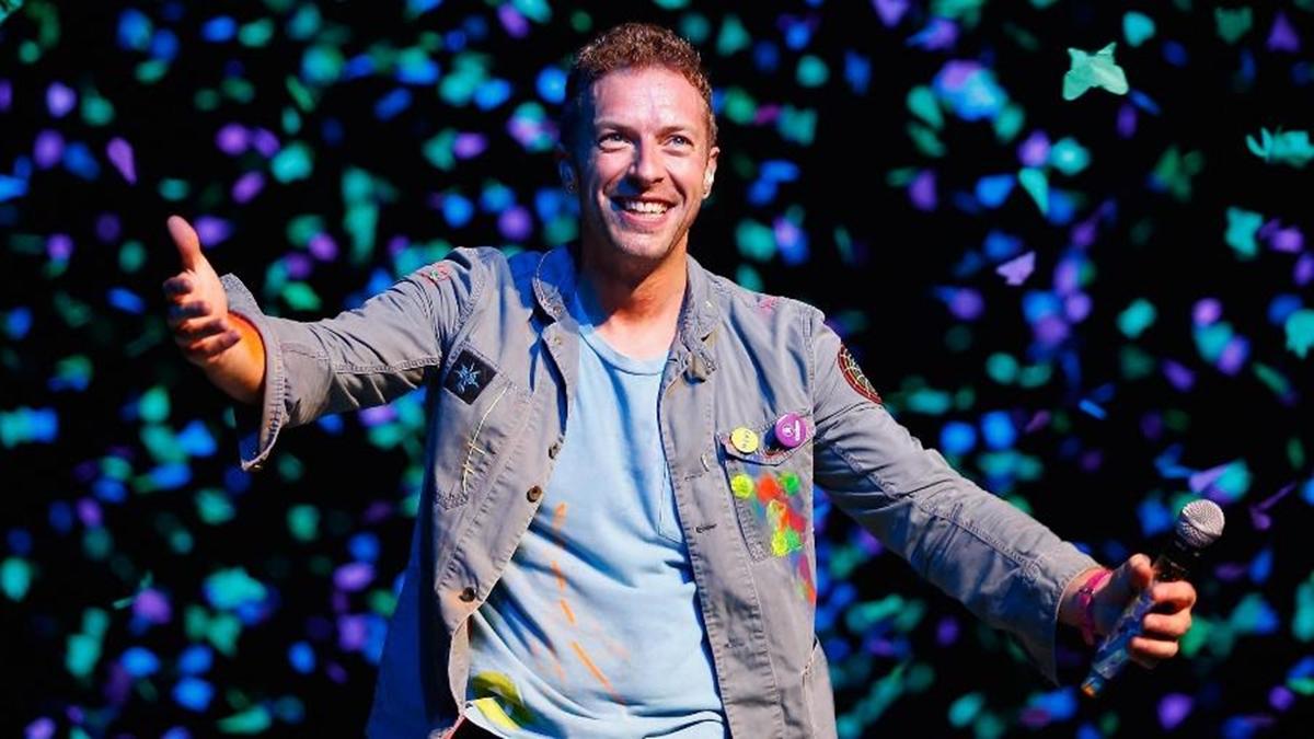 Chris Martin, vocalista do Coldplay, admite que tinha muito medo de ser gay quando era jovem (Foto: Reprodução)