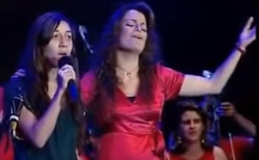 Clara Tannure e Ana Paula Valadão (Foto: Reprodução)