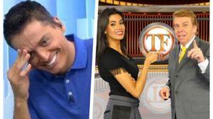 Leo Dias, SBT, RedeTV, Tv Fama flávia noronha