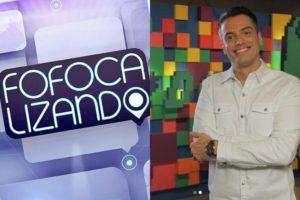 Leo Dias deixa Fofocalizando, do SBT, e é contratado pela RedeTV!. Foto: Reprodução