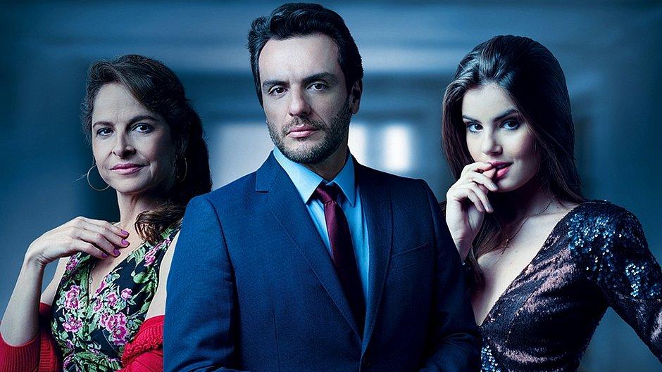 Os protagonistas da novela Verdades Secretas, da Globo (Foto: Reprodução)