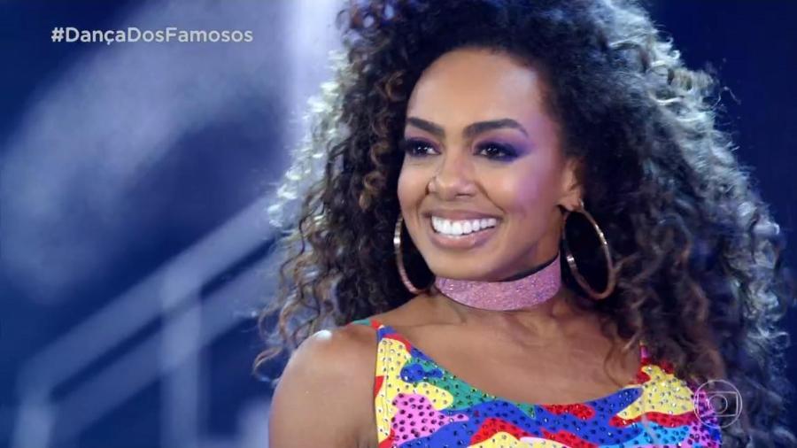 Dandara Mariana, que foi trocada por Caio Castro, foi traída pelo namorado enquanto se apresentava na Dança dos Famosos (Foto reprodução)