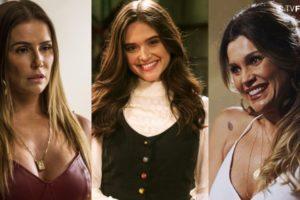 Deborah Secco, Juliana Paiva e Flavia Alessandra são destaques em Salve-se Quem Puder