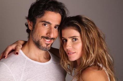 Marcos Mion e Deborah Secco juntos (Foto Reprodução)