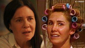 Dona Florinda na Globo seria a Thelma de Amor de Mãe?