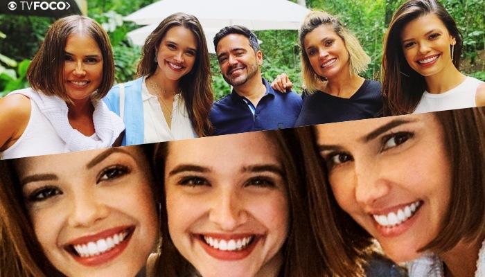 Juliana Paiva, Deborah Secco, Flavia Alessandra e Vitória Strada são destaques de Salve-se Quem Puder