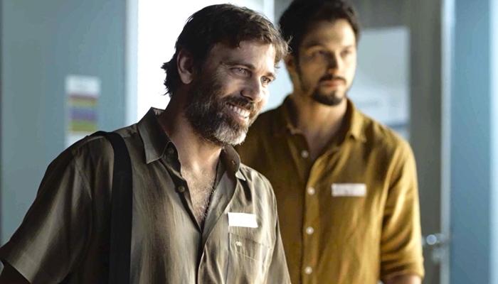 Elias (Marcelo Faria) em Bom Sucesso, novela das sete da Globo (Foto: Reprodução/Globo)