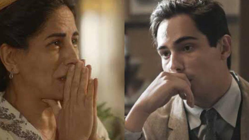 Lola ficará devastada com a notícia que receberá de seu filho Carlos (Montagem: TV Foco)