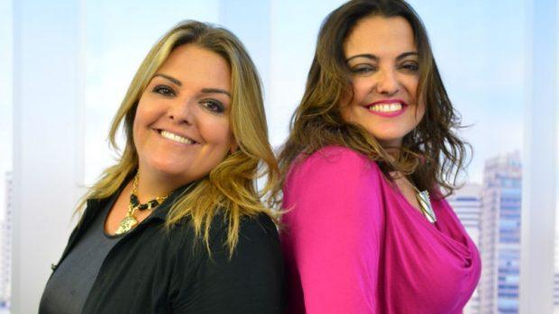 Mabell Reipert, irmã de Fabíola Reipert da Hora da Venenosa da Record, pode ser a mais nova contratada de Silvio Santos no SBT (Imagem: divulgação)