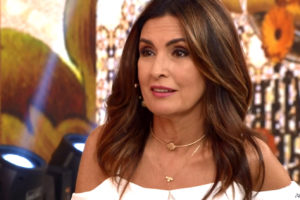 A apresentadora do Encontro, da Globo, Fátima Bernardes (Foto: Reprodução)