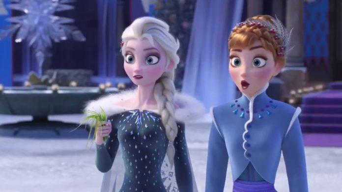 Globo Vai Exibir O Filme Frozen Uma Aventura Congelante Na Sessao Da Tarde Desta Quarta Feira 25 Tv Foco
