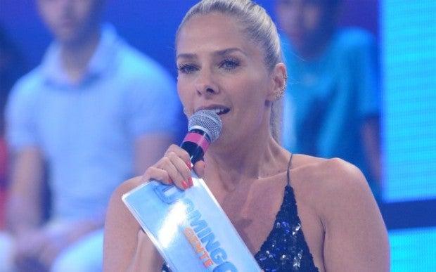 A apresentadora Adriane Galisteu terá programa aos domingos (Foto: Reprodução)