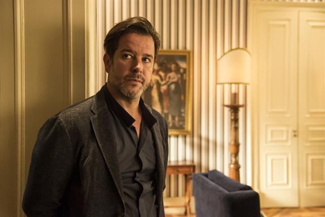 Murilo Benício interpreta Raul em Amor de Mãe (Foto: Globo/Estevam Avellar)