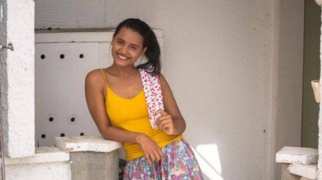 Gleici Damasceno como atriz em filme com temática gay (Foto: Melyssa Almeida/Divulgação)