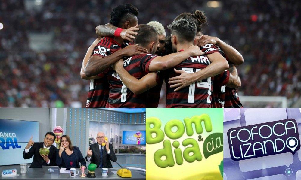 Globo vira líder em audiência e derrota SBT e Record de lavada. Foto: Reprodução audiências