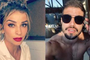 Fãs especulam crise no namoro de Grazi Massafera e Caio Castro (Foto: Reprodução/ Montagem)
