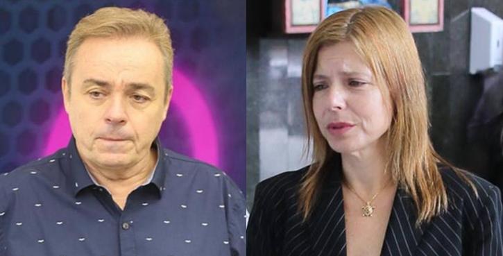 Rose Miriam escreveu uma carta onde falou da relação com Gugu Liberato (Foto: Reprodução)