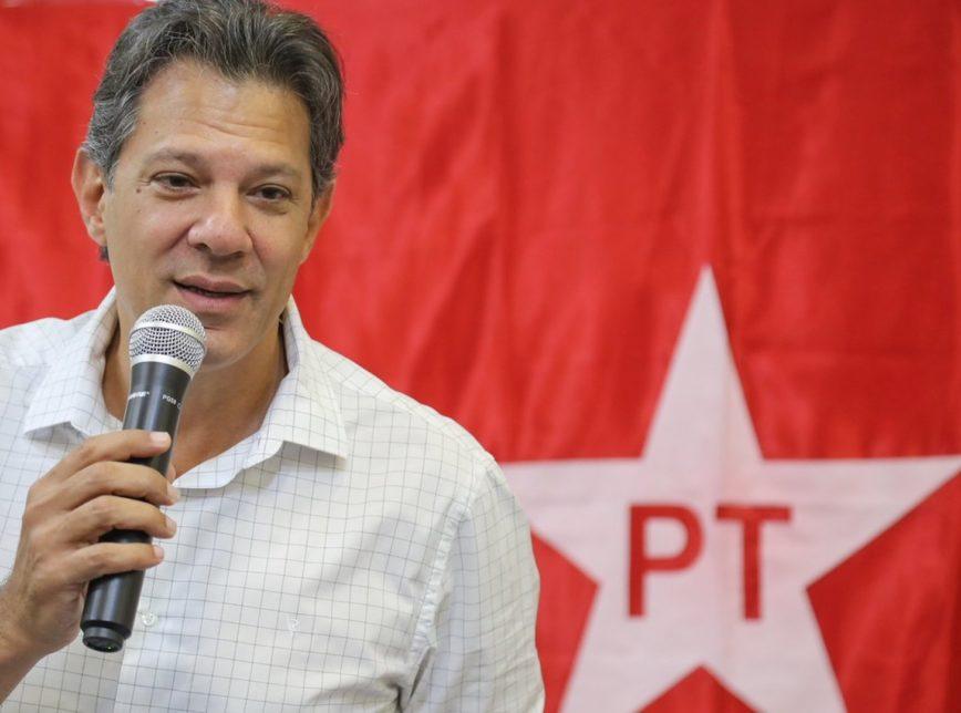 PT e Fernando Haddad são condenados a pagar R$ 100 mil após processo de cantora (Foto: Reprodução)
