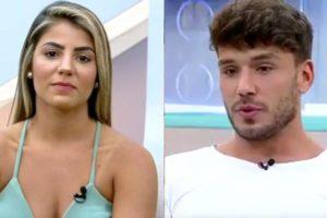 Hariany Almeida e Lucas Viana não se falam desde o fim de A Fazenda (Foto: Reprodução)