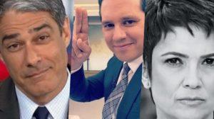 Globo enfrentou ano amaldiçoado no jornalismo que ficará para sempre marcado (Foto reprodução)