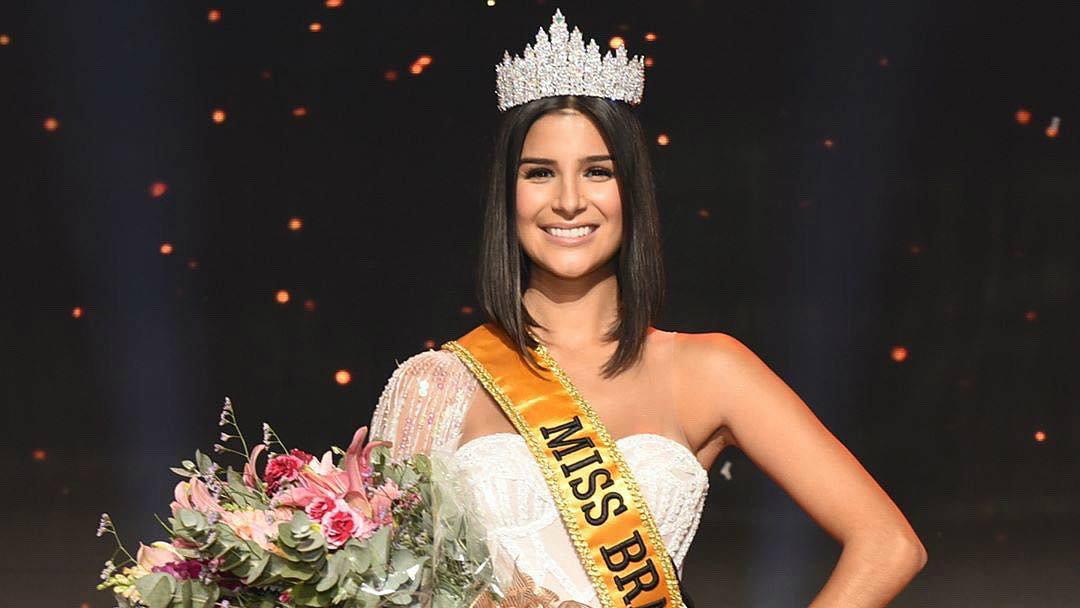 Júlia Horta será a representante brasileira no Miss Universo 2019 (Foto: Reprodução)