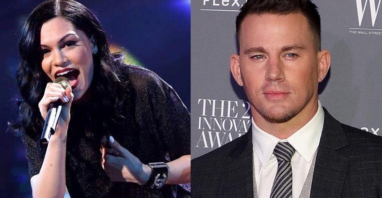 Channing Tatum termina namoro com a cantora Jessie J (Foto: Reprodução)