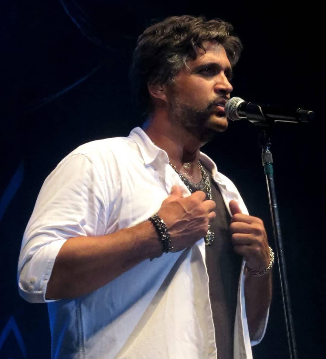 Léo Chaves se prepara para um grande show na próxima sexta (Foto: Reprodução/Instagram)