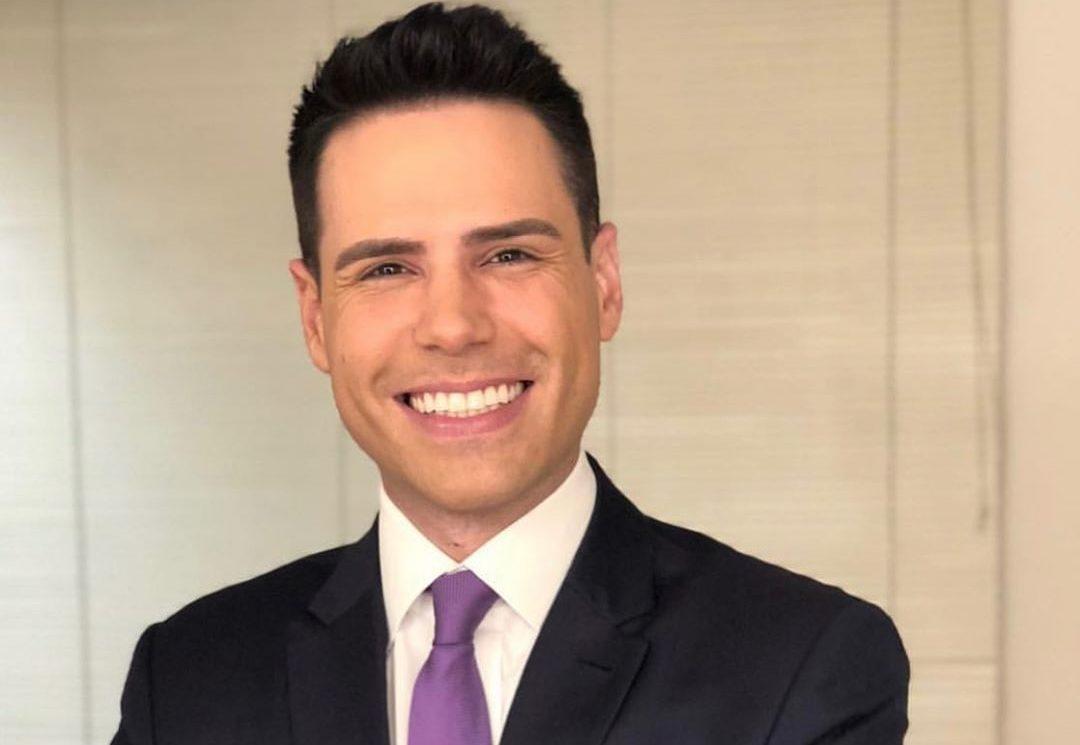 O famoso âncora do Cidade Alerta da Record, Luiz Bacci consegue passar a Globo e deixa Marcelo Rezende orgulhoso