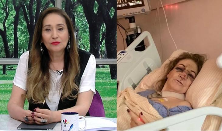 Mãe de Sonia Abrão recebe alta após cirurgia (Foto: Reprodução)