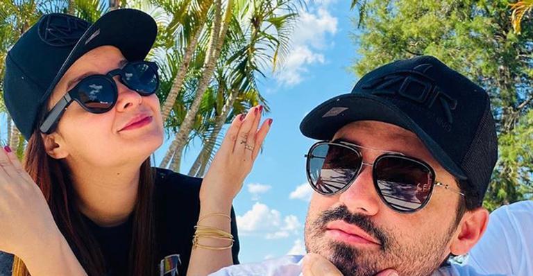 Fernando e Maiara colocaram um ponto final no relacionamento (Foto: Reprodução/ Instagram)