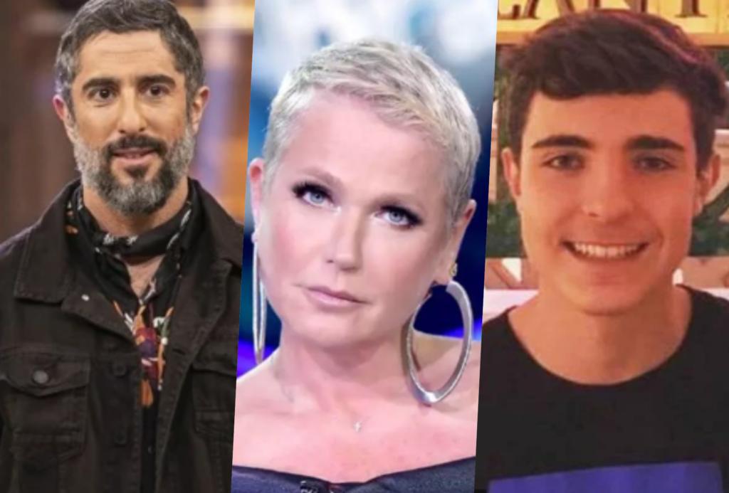 Marcos Mion, Xuxa, João Augusto, dentre outros podem assumir os programas deixados por Gugu após a morte do apresentador (Foto montagem: TV Foco)