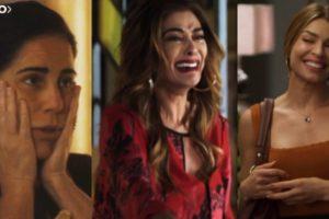 Maria da Paz (A Dona do Pedaço), Paloma (Bom Sucesso) e Lola (Éramos Seis) são personagens fortes da Globo