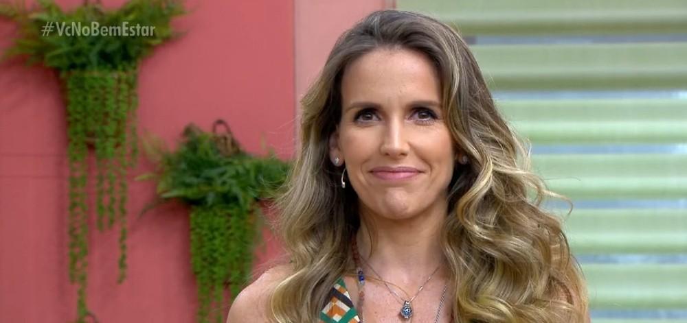 Mariana Ferrão foi dispensada da Globo no ano de 2019 (Foto: Reprodução)