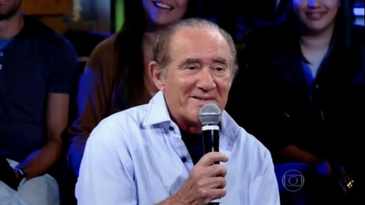 Didi, Renato Aragão (Foto: Reprodução/Globoplay)
