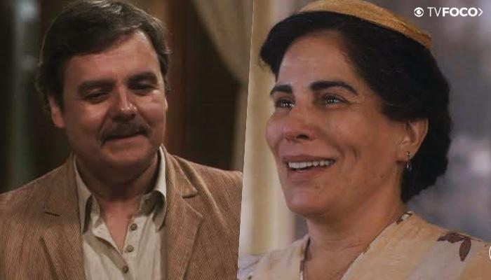 Lola e Afonso um novo casal de Éramos Seis?