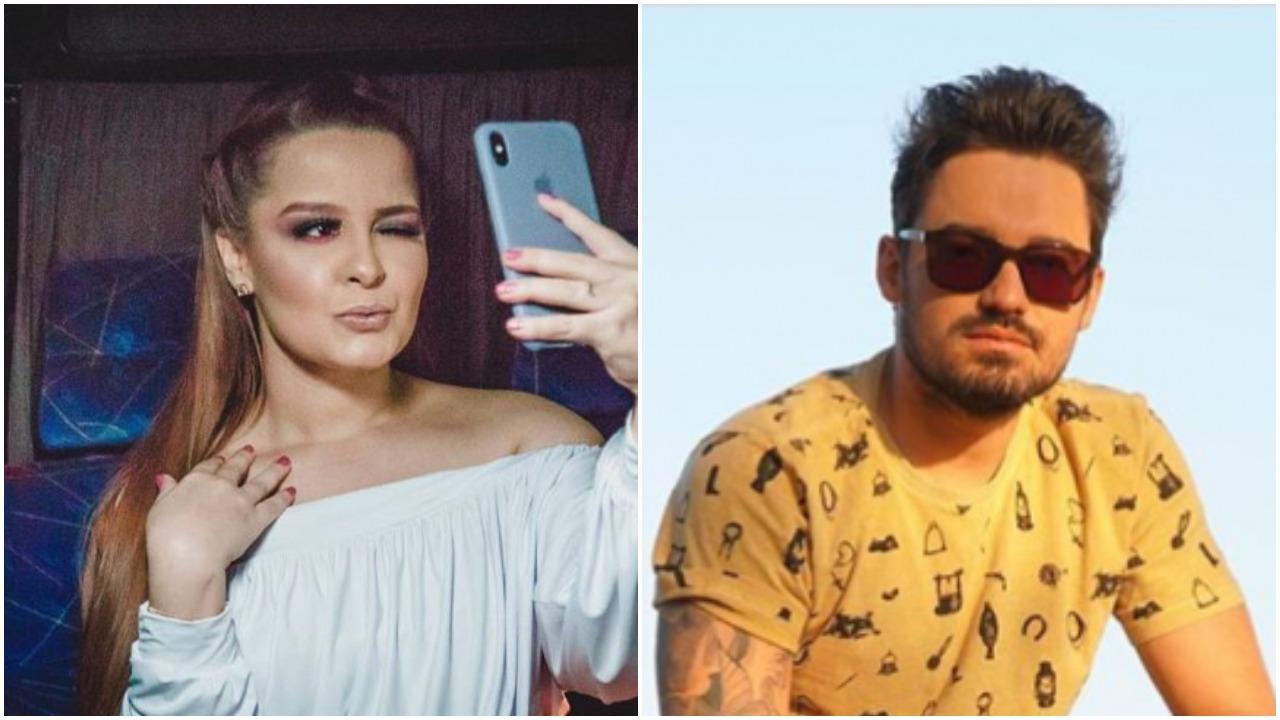 Maiara e Fernando Zor terminaram o namoro e a cantora estaria sofrendo (Foto: Reprodução/ Montagem TV Foco)
