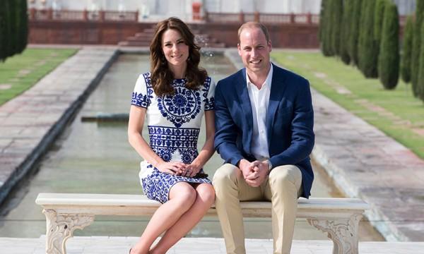 Príncie William e Kate Middleton processam revista após matéria polêmica (Foto: Reprodução)