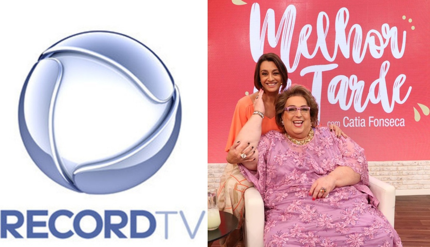Record amarga 3º lugar no ranking de audiência e Melhor da Tarde explode com exclusiva sobre Mamma Bruschetta. Foto: Reprodução audiências