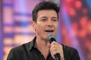 O apresentador Rodrigo Faro, da Record (Foto: Reprodução)